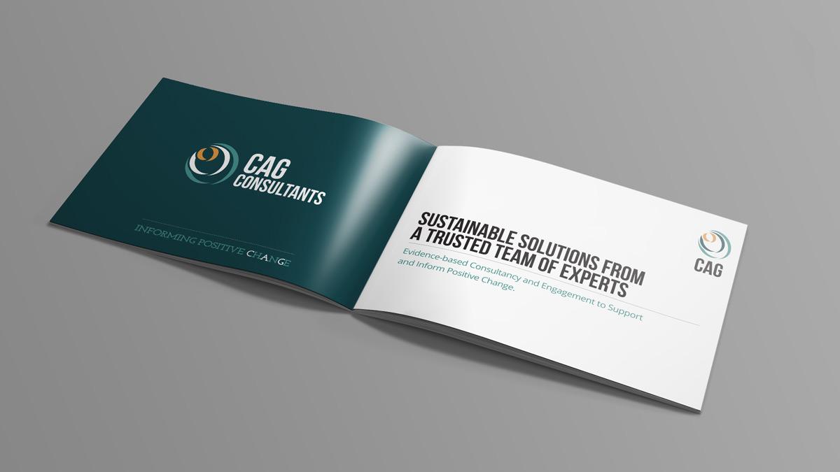 CAG Consultants Brand Design