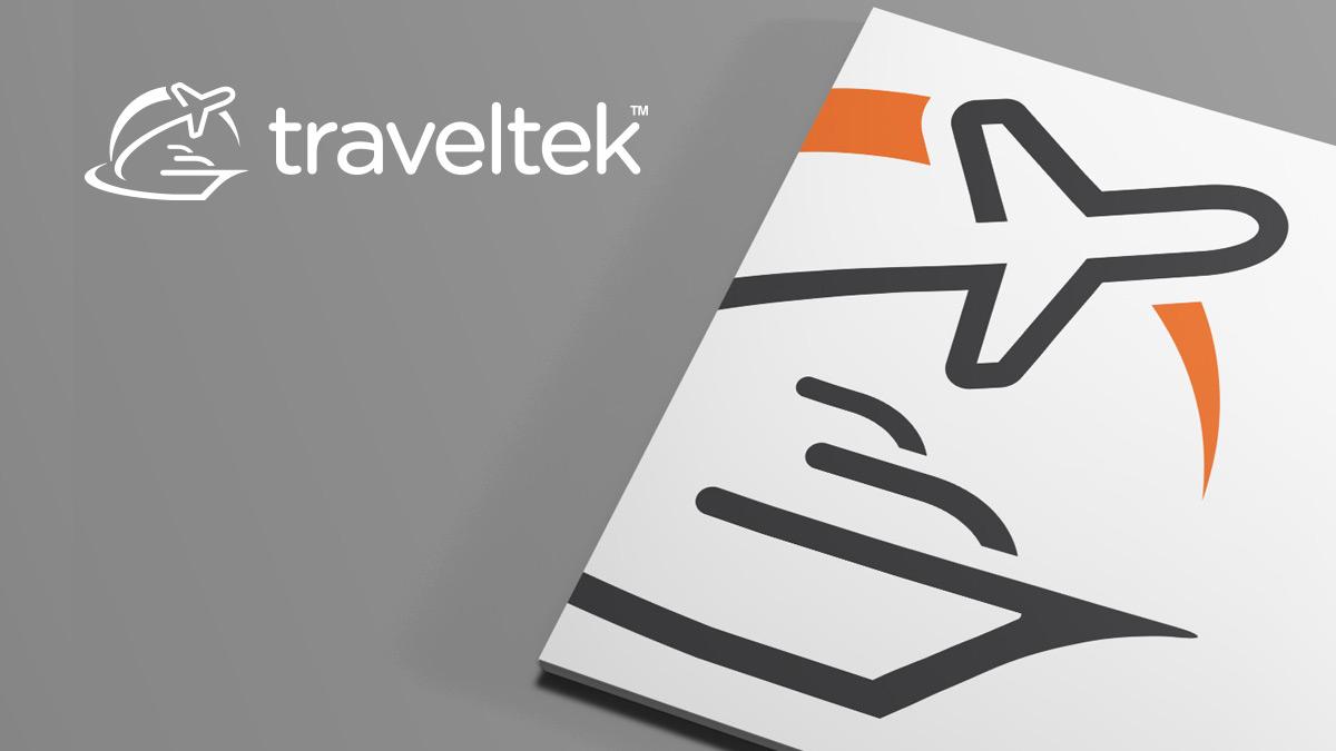 Traveltek Brand Strategy and Logo Development