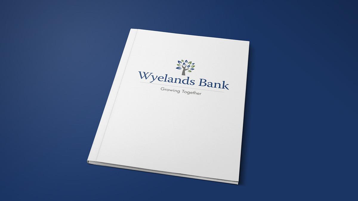 Wyelands Bank Brand Design