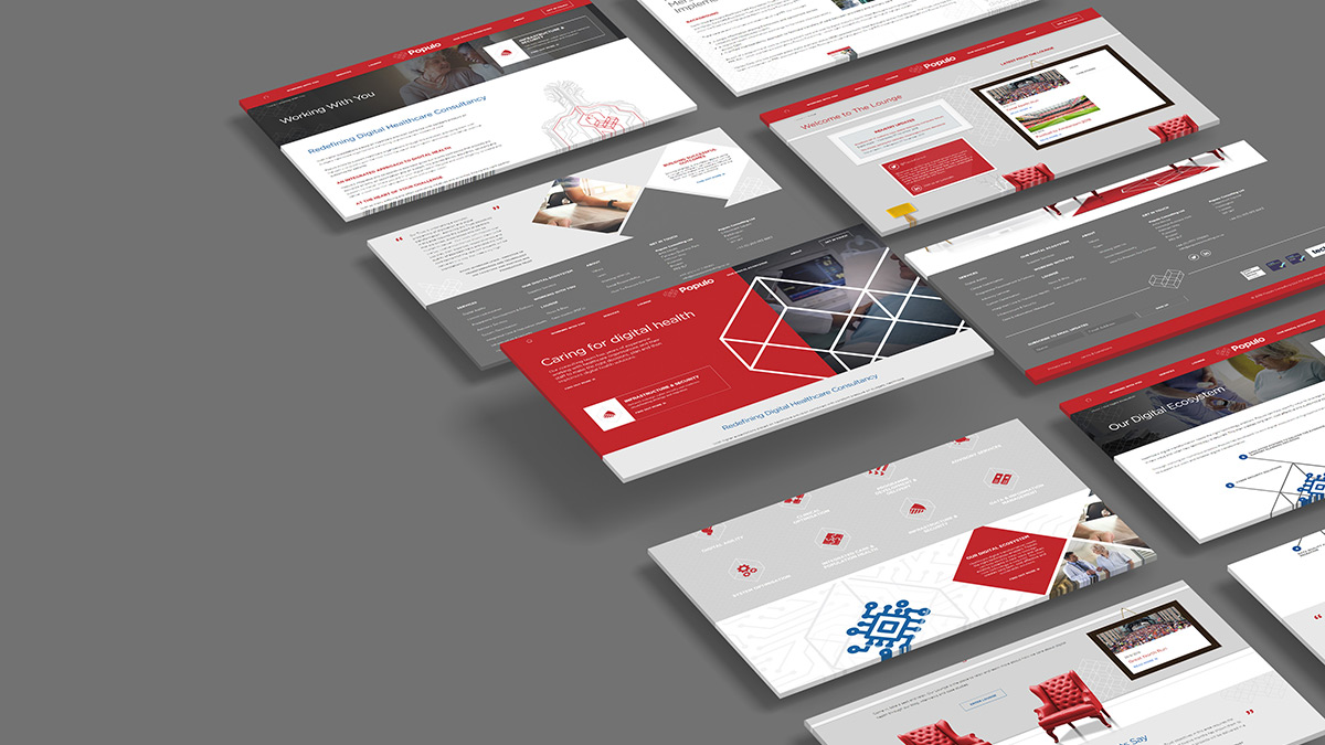 Populo Consulting UX and Digital Design