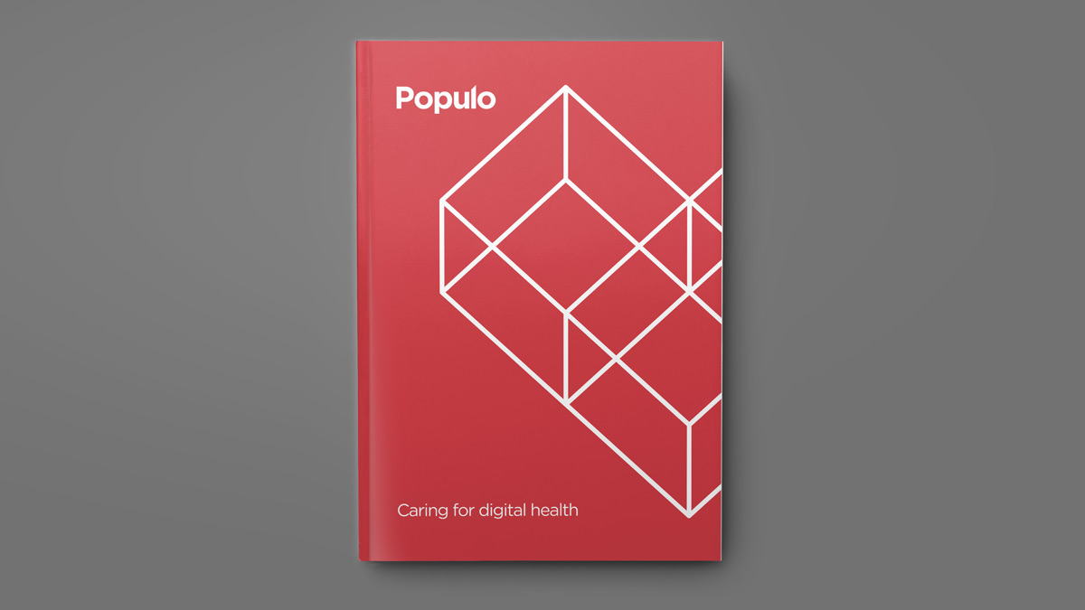 Populo Consulting Brochure Design