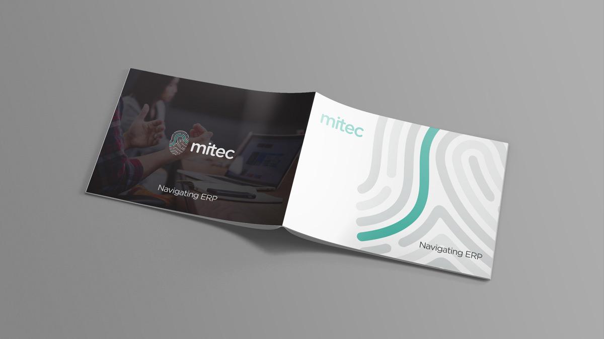 Mitec Consulting Brand & Print Design