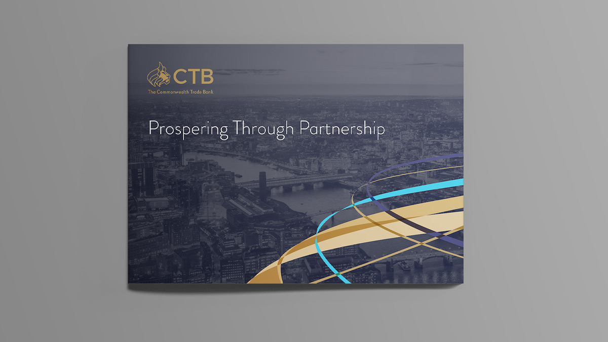The CTB - Brand Strategy and Logo Development