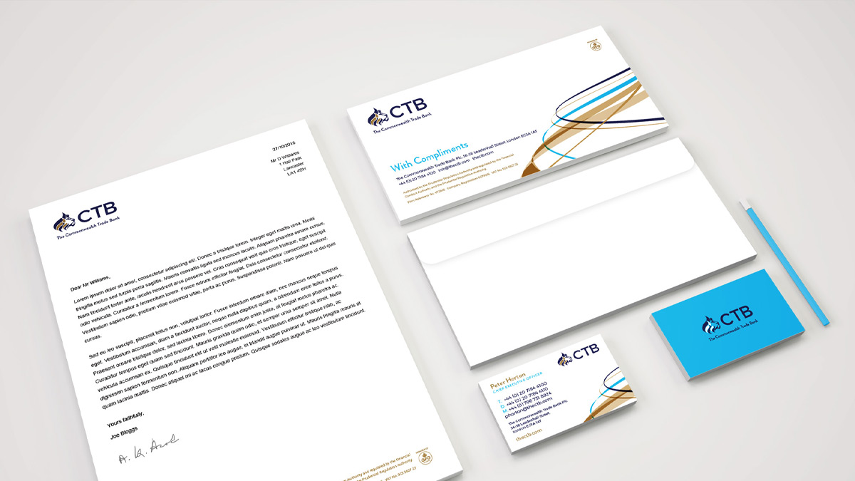 The CTB - Print Design