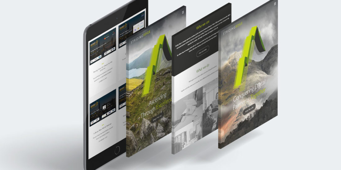 Striding Edge Digital Design and Development