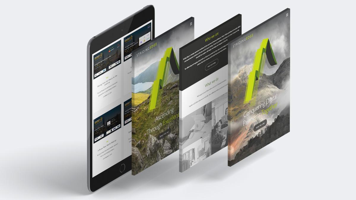 Striding Edge Digital Design and Development
