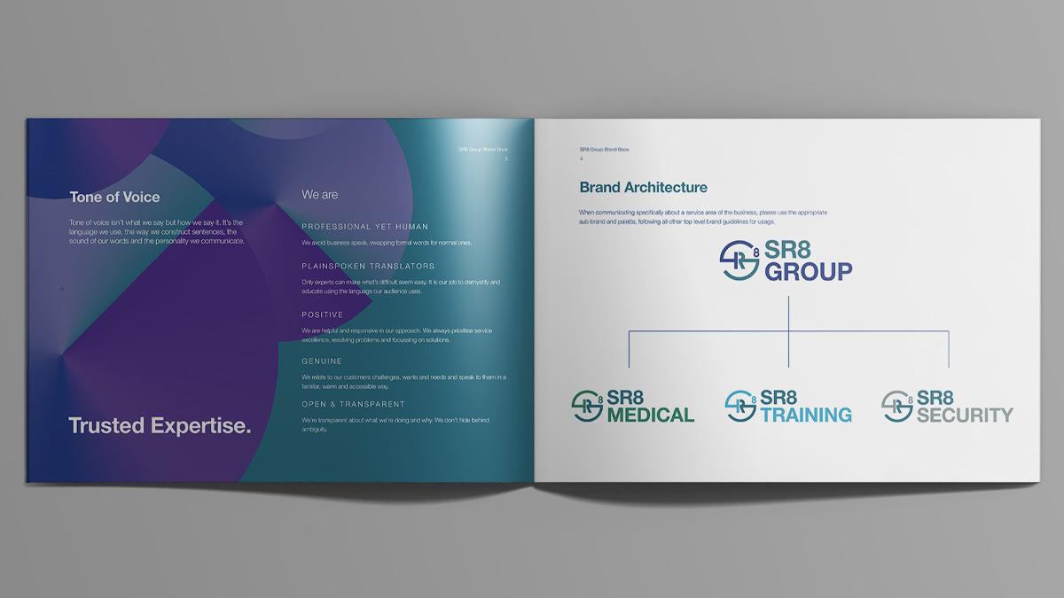 SR8 Brand Strategy