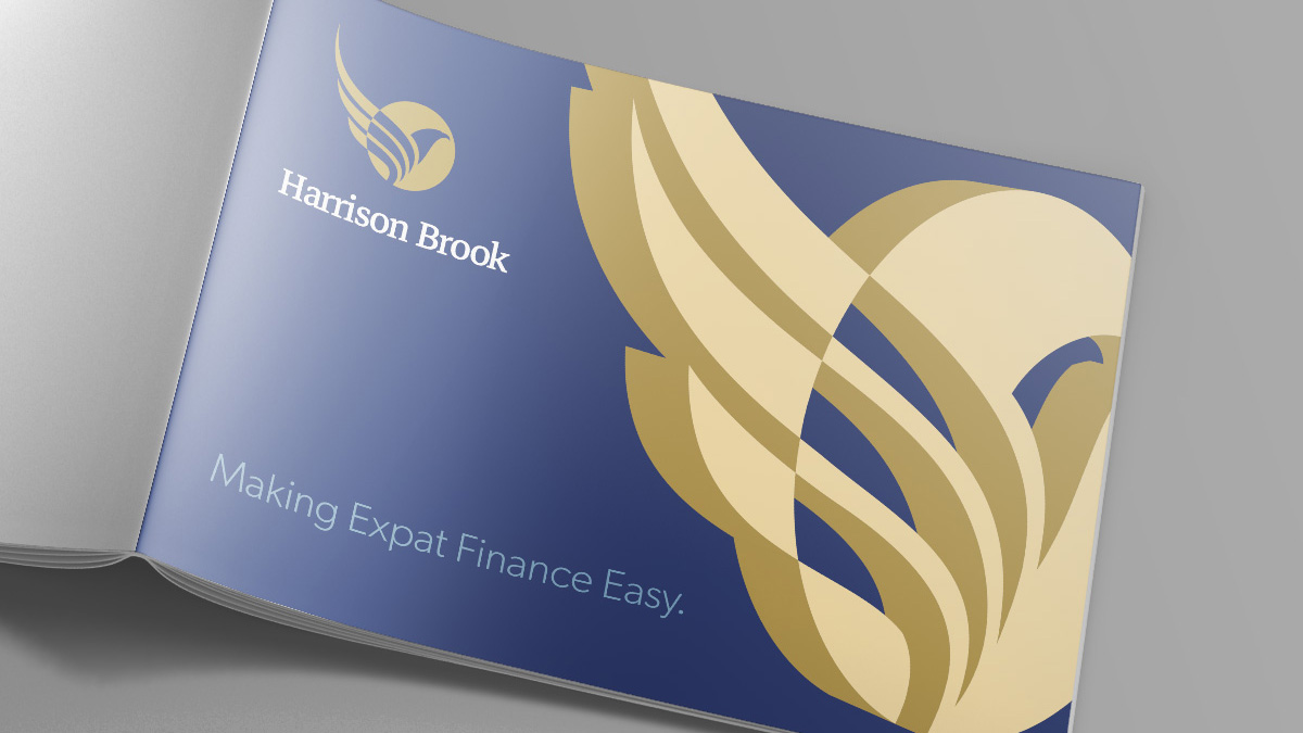 Harrison Brook Brand Strategy and Design